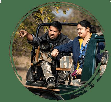 Arti Agarwal | Harsh Agarwal | Travel Duo Harsh and Arti | Photography Tours in India | Indian Maharaja Tours