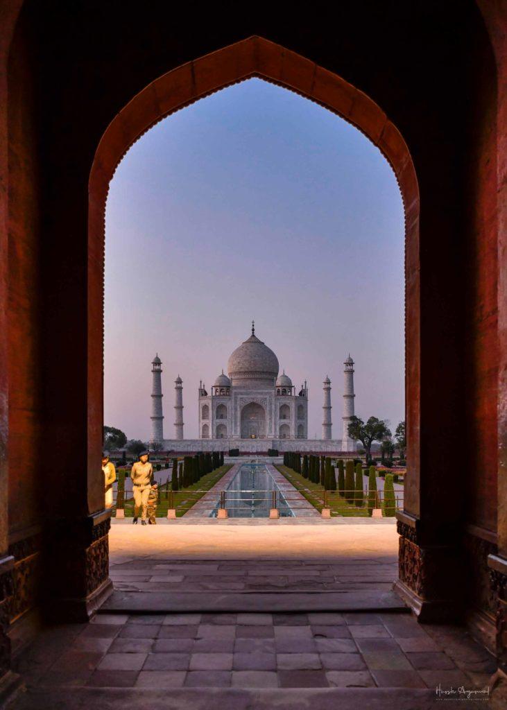 Harsh Agarwal Photos | Harsh Agarwal Photography | Travel Duo Harsh and Arti | Harsh and Arti | Taj Mahal during lockdown | Lockdown in Agra