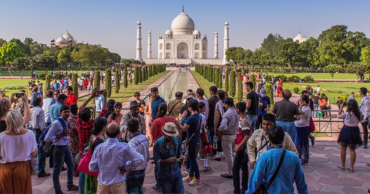 India reopen for foreign tourists from October 15, 2021